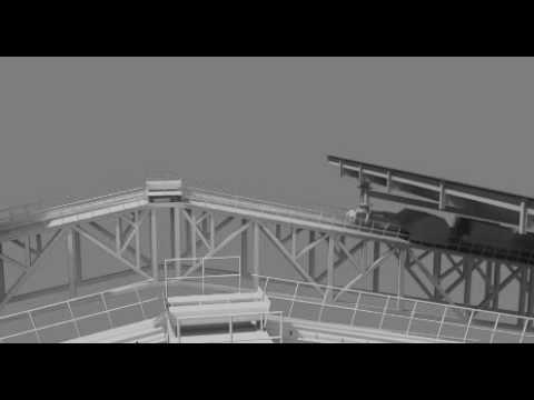 Lucas Oil Stadium Retractable Roof Mechanization Youtube