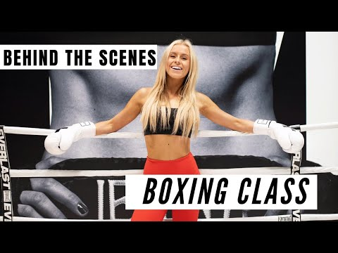 What To Expect At A Boxing Class | Keltie O'Connor
