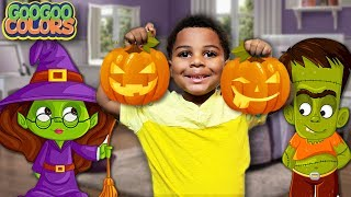 HALLOWEEN SONGS FOR KIDS & MORE! (Learn...