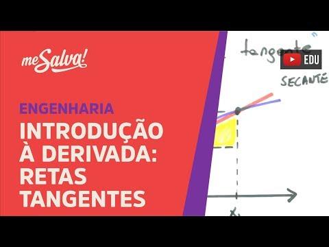 Me Salva! DER01 - Introdução à derivada: retas tangentes de YouTube · Duração:  12 minutos 29 segundos