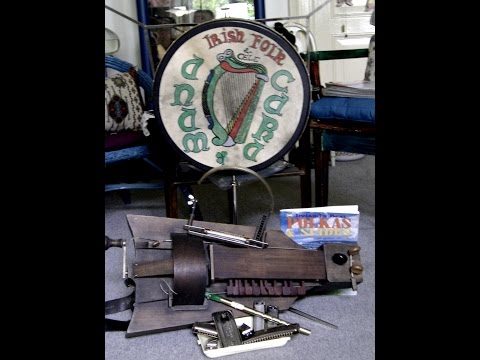 Irish Underground Peter+1 by ANAM CARA IRISH FOLK plays Blues Harp with Special Delay Effect