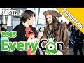 EveryCon 2015. Или невероятное путешествие во времени! Часть 1
