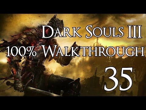 Dark Souls 3 - Walkthrough Part 35: Nameless King