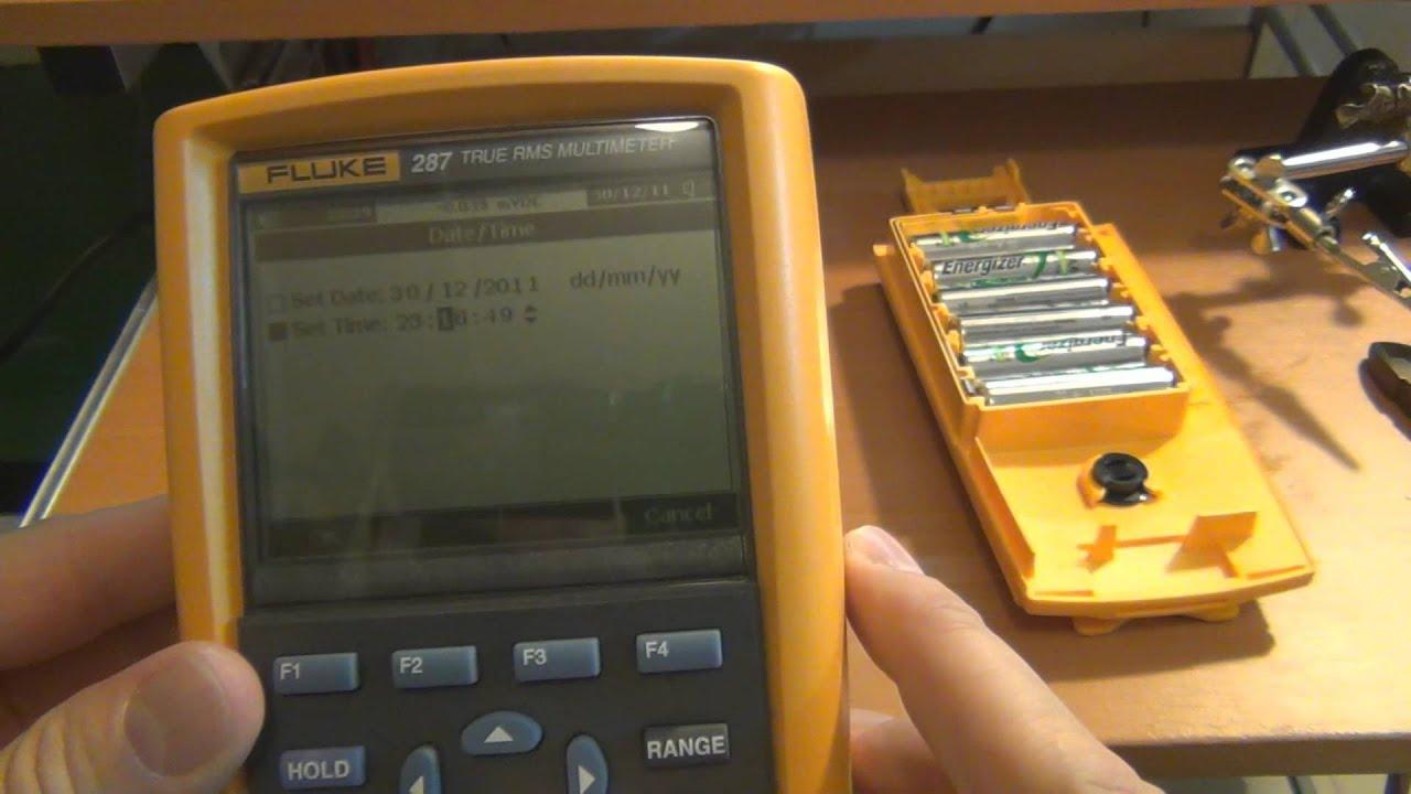 digital multimeter manual free