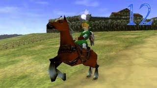 Zelda : Ocarina of Time Master Quest - Episode 12 : Epona !