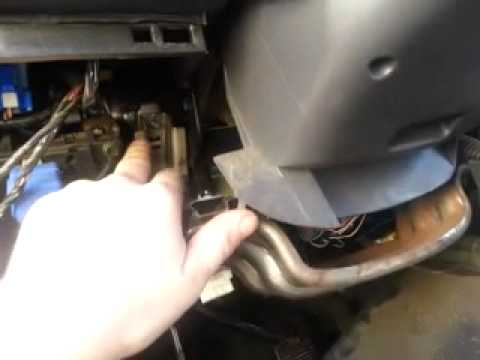 94 Dodge Ram Fuse Box 96 Nissan Pathfinder Smart Entrance Module Cbx Bcm Youtube