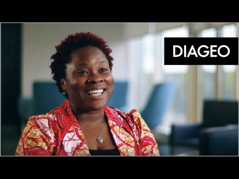 We Are Diageo | Meet Olayinka Edmond, Corporate Communications Manager | Nigeria & UK | Diageo