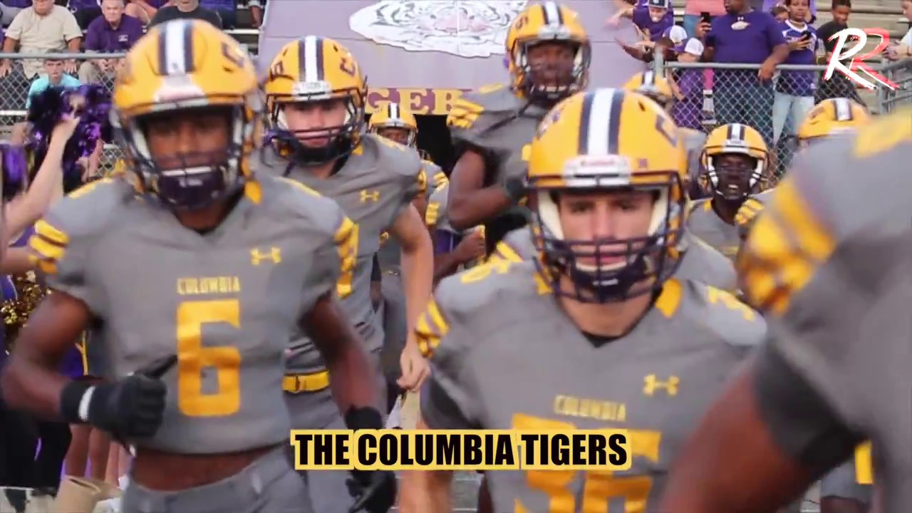 TEON DOLLARD, KYLEN CALLUM & Columbia Tigers Tear Gainesville 'Canes In Tigers Football HOME OPENER!