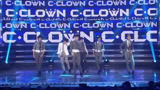 Video C-CLOWN(씨클라운) 흔들리고 있어 쇼챔피언 59회 / Shaking Heart / シークラウン 揺れている download MP3, 3GP, MP4, WEBM, AVI, FLV Desember 2017