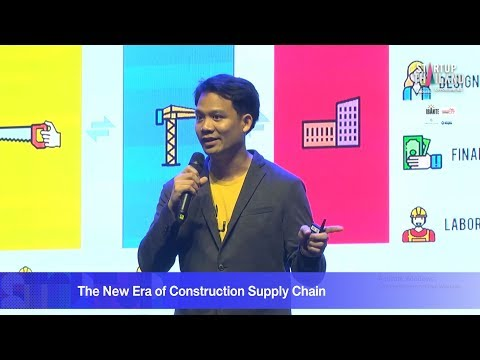The New Era of Construction Supply Chain