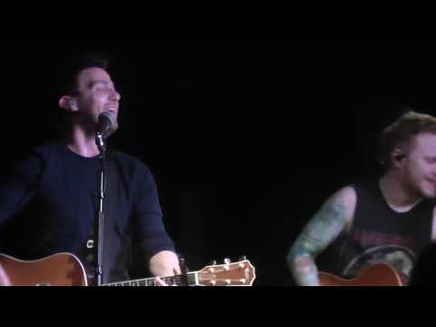 MACK, MYERS, MOORE (Zach Myers of Shinedown) TROUBLE- Live cover- Southend Amos, Charlotte