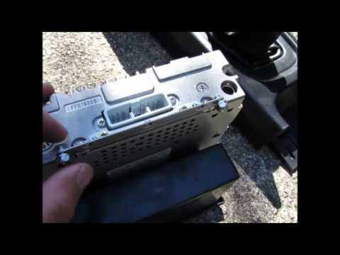 Acura Integra 3rd Gen Stock Radio head Unit  Removal/  STEP BY STEP