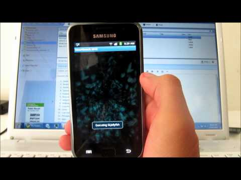 Rooted XXJVK Android 2.3.3 ROM For Galaxy S [Highlights] HD
