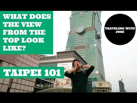 TAIPEI 101 BUILDING IS AMAZING!