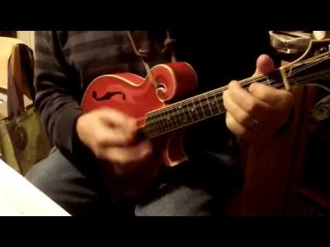 Just One Girl - A Great Ragtime Mandolin Solo (Lyn Udall)
