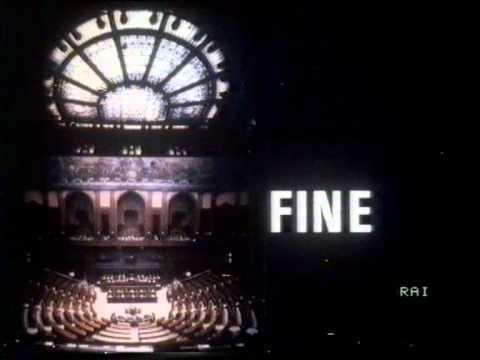 Mercoled 03 dicembre 1986 rai 1 sigla finale oggi al for Oggi in parlamento
