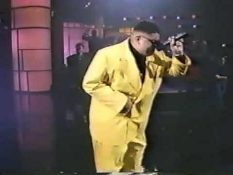 Heavy D and The Boys on The Arsenio Hall Show in 1989