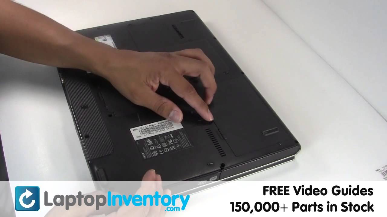 acer aspire battery replacement install fix replace laptop 3690 rh youtube com Acer Aspire Laptop Acer Aspire Laptop