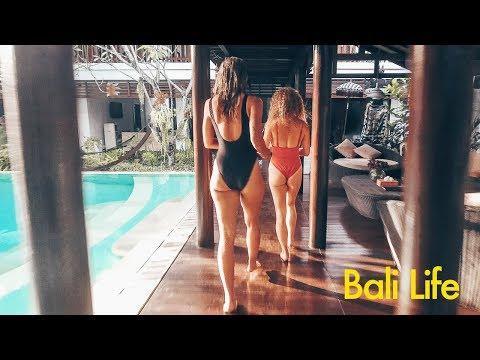Bali Villa Pool Play Day