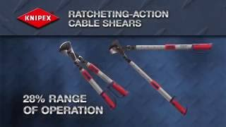 KNIPEX Cable Shears