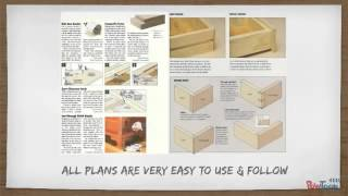 Breaking News !! Wooden Furniture Plans   Ted's Woodworking Plans