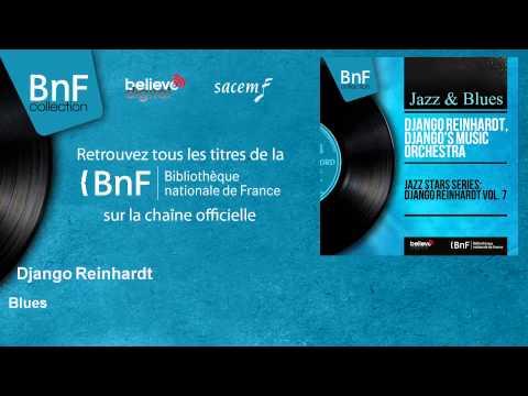 Django Reinhardt - Blues - feat. Le Quintette Du Hot Club De France