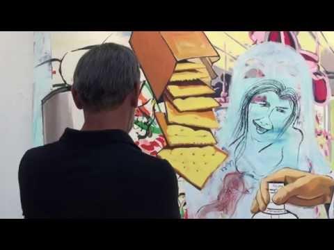 David Salle | Masterpiece