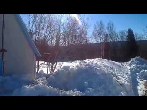 Cape Breton Yard Still snowed in...April 11th/2014