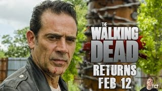 The Walking Dead Season 7 Returns February 12 2017 & Ratings Still Low!
