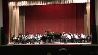 А.Готов - Концерт для фортепиано с оркестром