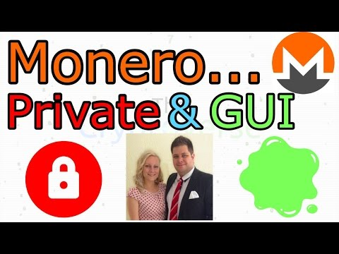 Monero Goes All Private and GUI, Price Multiplies 34x (The Cryptoverse #179)