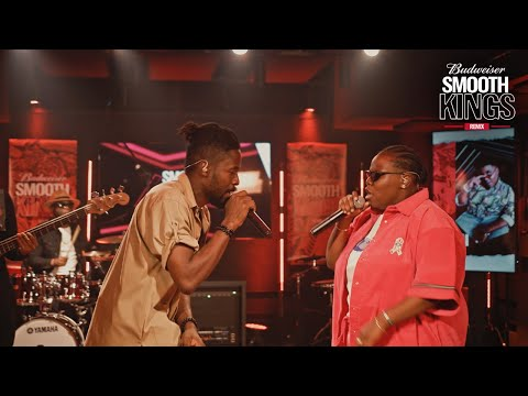 Download BUDWEISER SMOOTH KINGS REMIX - SEASON 1 EPISODE 9 (Feat Teni and Johnny Drille)