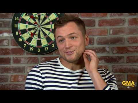 "Thumbnail: Taron Egerton Says His Character Egsy Has Grown Up In ""Kingsman: The Golden Circle"""