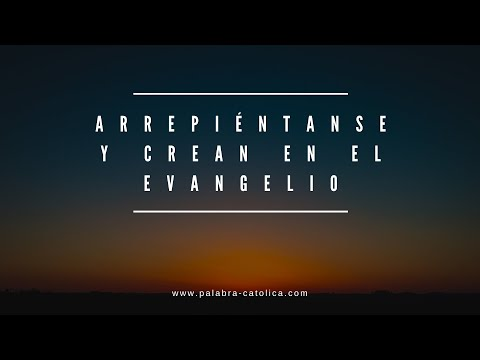 Evangelio del Dia Domingo 24 de Enero - San Marcos 1, 14-20