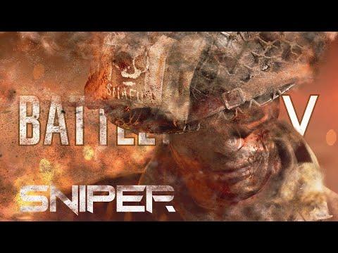 Battlefield 5 Sniping