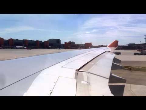 Aeroflot Airbus A330-300 takeoff from Moscow Sheremetyevo =))