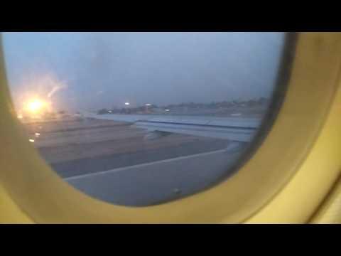 Take off from Multan international airport for Karachi ..PIA_ PK331
