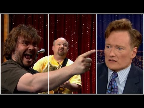 Tenacious D | Master Exploder | Late Night With Conan O'Brien