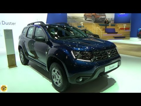 2018 dacia duster essential sce 115 exterior and interior auto show brussels 2018 youtube. Black Bedroom Furniture Sets. Home Design Ideas