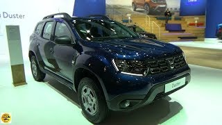 2018 Dacia Duster Essential SCe 115 - Exterior and Interior - Auto Show Brussels 2018