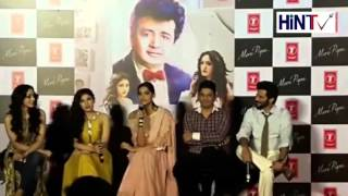 Tulsi and Khushali Kumar paid tribute to Gulshan Kumar by