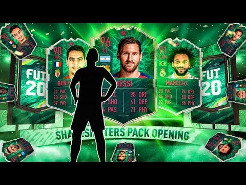 FIFA 20 Shapeshifter Pack Opening!
