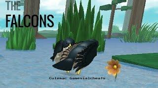 Roblox bird simulator - The falcons