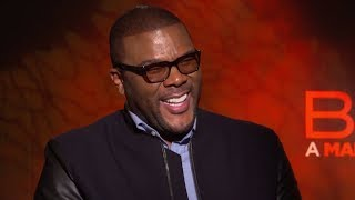 Tyler Perry Talks Casting Youtubers For Boo 2! A Madea Halloween & The Kardashians' Birth Control!