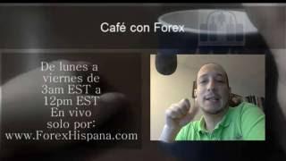 Forex con Café del 13 de Julio 2016