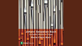 Toccata and fugue in D minor, 'Dorian', BWV538