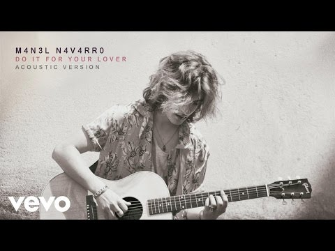 Manel Navarro - Do It for Your Lover (Acoustic Version) [Audio]