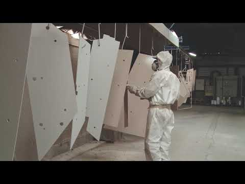 Entreprise de peinture industrielle, Chanu : SOPI