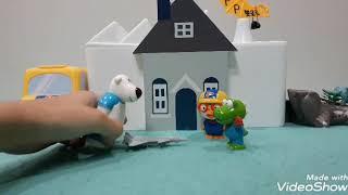 변신하는 전투기 장난감!