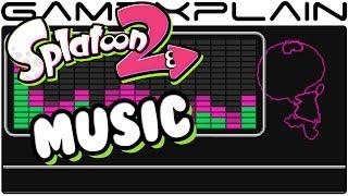 Squid Sisters Sampled in Splatoon 2 Single Player Song!